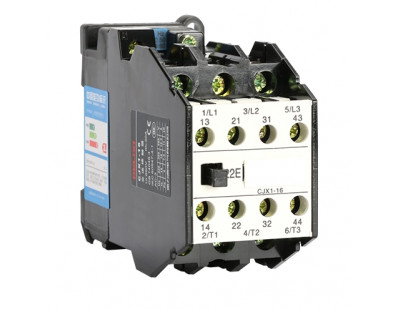 Контактор CJX1-22-22