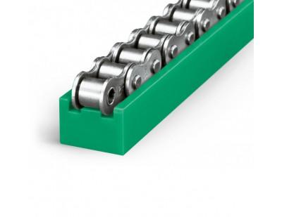 Направляющие цепи для узла протяжки труб