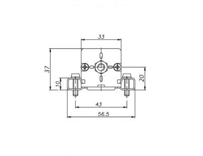 Датчик линейного положения BWL550