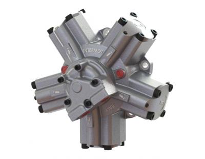 Гидромотор Intermot NHM 6-600