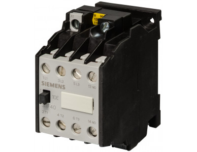 Контактор Siemens 3TF40 01-0X