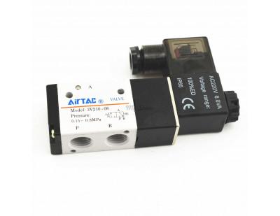 Пневмораспределитель AiRTAC 3V320-08