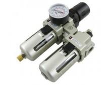 Фильтр воздушный с лубрикатором SNS A C4010-04