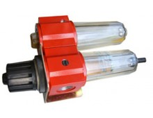 фильтр воздушный с лубрикатором YC-399-G1-2