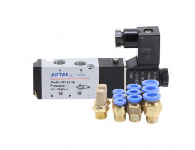 Пневмораспределитель AiRTAC 4V220-06